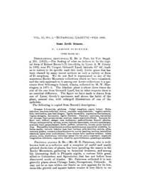 Botanical Gazette : 1886 ; Feb. No. 2 Vo... Volume Vol. 11 by Ruddat, M.