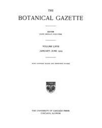 Botanical Gazette : 1919 ; Jan. No. 1 Vo... Volume Vol. 67 by Ruddat, M.