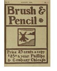 Brush and Pencil : 1898 ; Aug. No. 5 Vol... Volume Vol. 2 by Browne, Charles, Francis