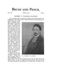 Brush and Pencil : 1900 ; Jun. No. 3 Vol... Volume Vol. 6 by Browne, Charles, Francis