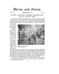 Brush and Pencil : 1902 ; Dec. No. 3 Vol... Volume Vol. 11 by Browne, Charles, Francis