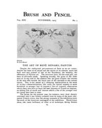 Brush and Pencil : 1903 ; Nov. No. 2 Vol... Volume Vol. 13 by Browne, Charles, Francis