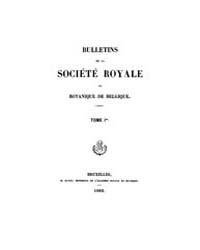 Bulletin De La Société De Botanique De B... by