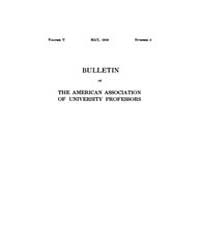 Bulletin of the American Association of ... Volume Vol. 5 by Scholtz, Greg