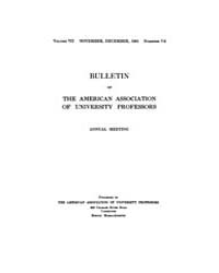 Bulletin of the American Association of ... Volume Vol. 7 by Scholtz, Greg