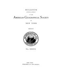 Bulletin of the American Geographical So... Volume Vol. 37 by C., Geo., Hurlbut