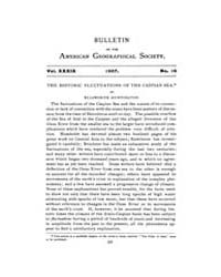 Bulletin of the American Geographical So... Volume Vol. 39 by C., Geo., Hurlbut