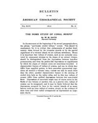 Bulletin of the American Geographical So... Volume Vol. 46 by C., Geo., Hurlbut