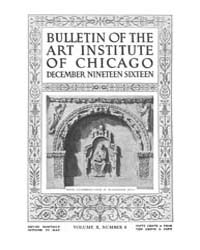Bulletin of the Art Institute of Chicago... Volume Vol. 10 by Dougherty, Hampden, Paul