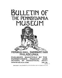 Bulletin of the Pennsylvania Museum : 19... Volume Vol. 14 by