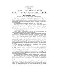 Bulletin of the Torrey Botanical Club : ... Volume Vol. 10 by