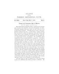 Bulletin of the Torrey Botanical Club : ... Volume Vol. 18 by