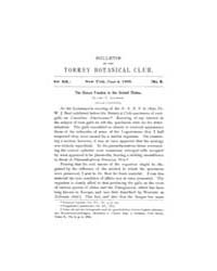 Bulletin of the Torrey Botanical Club : ... Volume Vol. 19 by
