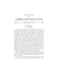 Bulletin of the Torrey Botanical Club : ... Volume Vol. 21 by