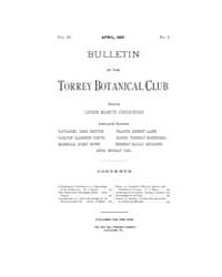 Bulletin of the Torrey Botanical Club : ... Volume Vol. 28 by