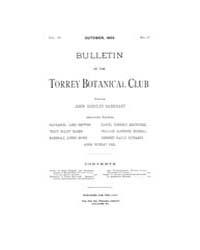 Bulletin of the Torrey Botanical Club : ... Volume Vol. 30 by
