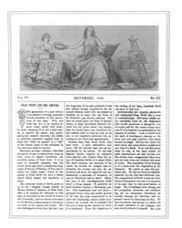 Cosmopolitan Art Journal : 1860 ; Sep. N... Volume Vol. 4 by