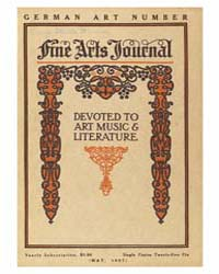 Fine Arts Journal : 1907 May No. 5, Vol.... Volume Vol.18 by Stuart,evelyn,m.