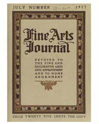 Fine Arts Journal : 1917 Jul No. 7, Vol.... Volume Vol.35 by Stuart,evelyn,m.
