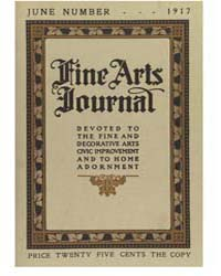 Fine Arts Journal : 1917 Jun No. 6, Vol.... Volume Vol.35 by Stuart,evelyn,m.