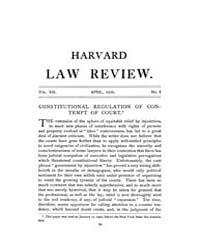 Harvard Law Review : 1900 Apr No. 8, Vol... Volume Vol.13 by