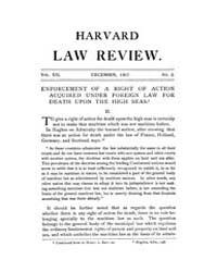 Harvard Law Review : 1907 Dec No. 2, Vol... Volume Vol.31 by