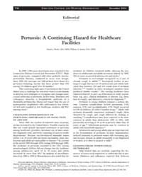 Infection Control and Hospital Epidemiol... Volume Vol.22 by Bradley,suzanne,f.