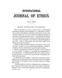 International Journal of Ethics : 1904 J... Volume Vol.14 by Richardson,henry,s.