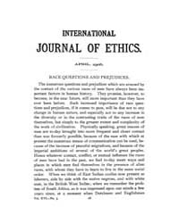 International Journal of Ethics : 1906 A... Volume Vol.16 by Richardson,henry,s.