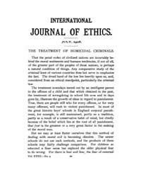International Journal of Ethics : 1908 J... Volume Vol.18 by Richardson,henry,s.