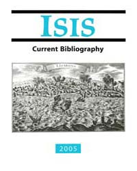 Isis : 2005 Vol. 96 Volume Vol.96 by Lightman,bernard