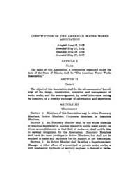 Journal (American Water Works Associatio... Volume Vol.30 by