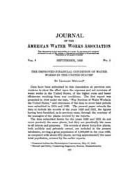 Journal (American Water Works Associatio... Volume Vol.21 by