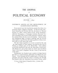 Journal of Political Economy : 1893 Jun.... Volume Vol.49 by Cowan,brian;Elbourne,elizabeth