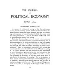 Journal of Political Economy : 1894 Jun.... Volume Vol.50 by Cowan,brian;Elbourne,elizabeth