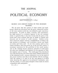 Journal of Political Economy : 1895 Sep.... Volume Vol.34 by Luce,mary,frances