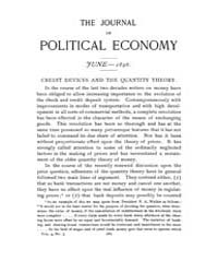 Journal of Political Economy : 1896 Jun.... Volume Vol.35 by Luce,mary,frances