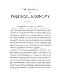Journal of Political Economy : 1897 Jun.... Volume Vol.35 by Luce,mary,frances