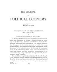 Journal of Political Economy : 1899 Jun.... Volume Vol.37 by Luce,mary,frances