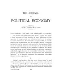 Journal of Political Economy : 1900 Sep.... Volume Vol.38 by Luce,mary,frances