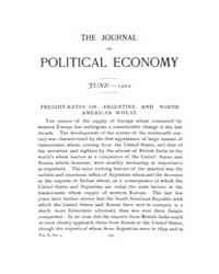 Journal of Political Economy : 1902 Jun.... Volume Vol.39 by Luce,mary,frances