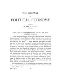Journal of Political Economy : 1902 Mar.... Volume Vol.39 by Luce,mary,frances