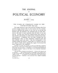 Journal of Political Economy : 1905 Jun.... Volume Vol.2 by Reny, Philip