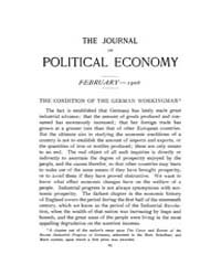 Journal of Political Economy : 1906 Feb.... Volume Vol.4 by Reny, Philip
