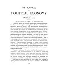 Journal of Political Economy : 1907 Mar.... Volume Vol.3 by Reny,philip