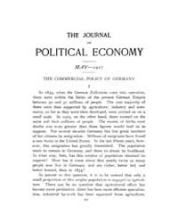 Journal of Political Economy : 1907 May ... Volume Vol.2 by Reny,philip