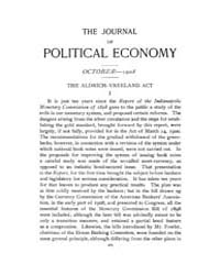 Journal of Political Economy : 1908 Oct.... Volume Vol.5 by Reny,philip