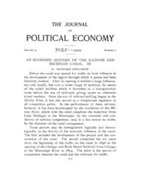 Journal of Political Economy : 1909 Jul.... Volume Vol.6 by Reny,philip