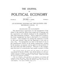 Journal of Political Economy : 1909 Jun.... Volume Vol.8 by Reny,philip