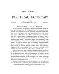 Journal of Political Economy : 1911 Dec.... Volume Vol.12 by Reny,philip